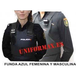 Funda AZUL para CHALECO...