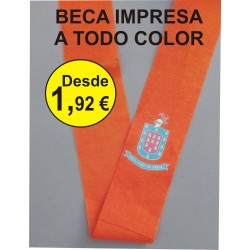 BECA IMPRESA TODO COLOR...
