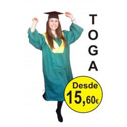 Toga de graduación