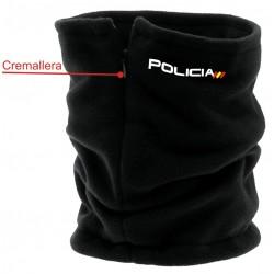 Braga con cremallera POLICIA