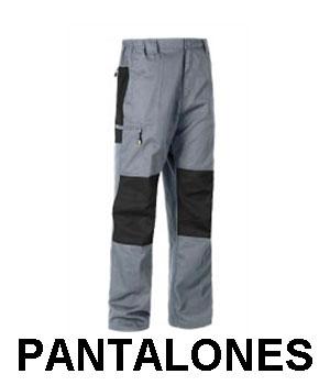 Pantalones de trabajo.