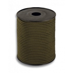 Cuerda verde. Grosor 5mm....